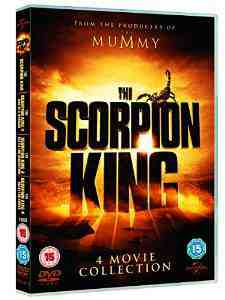 Scorpion King Warrior Battle Redemption
