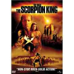Scorpion King Widescreen Collectors