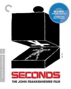 Seconds Criterion Collection Blu ray Hudson