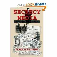 Secrecy and the Media book