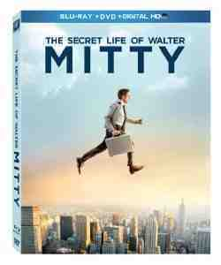 Secret Life Walter Mitty Blu ray