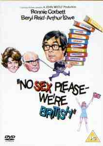 Sex Please Were British DVD