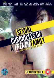 Sexual Chronicles French Family DVD