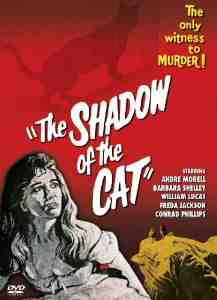 Shadow Cat dvd UK Release