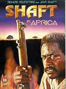 Shaft In Africa DVD