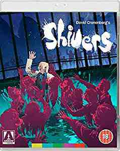 Shivers Blu-ray