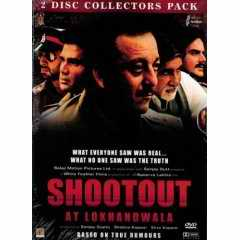 Shootout at Lokhandwala DVD cover