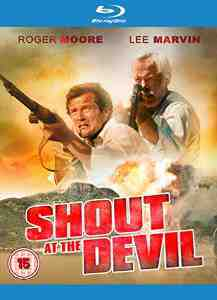 Shout Devil Blu ray Roger Moore