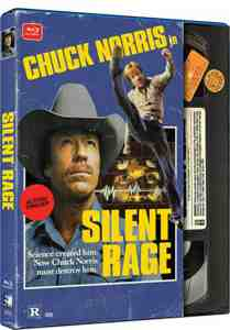 Silent Rage - Retro VHS Look Blu-ray
