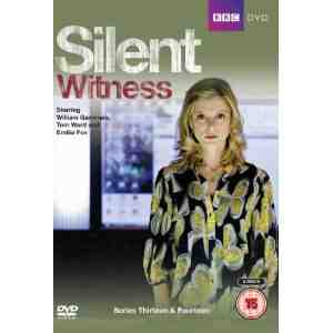 Silent Witness Series 13 DVD