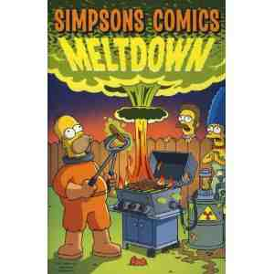 Simpsons Comics Meltdown Matt Groening
