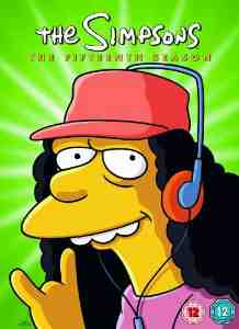 Simpsons Season 15 DVD