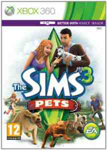 Sims Pets Xbox 360
