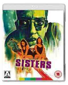 Sisters Dual Format DVD Blu ray