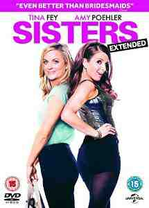 Sisters DVD Amy Poehler April