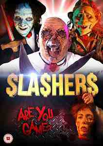 Slashers DVD Sarah Joslyn Crowder