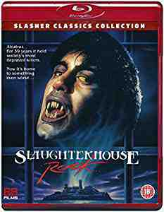 Slaughterhouse Rock Blu-ray