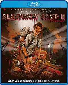 Sleepaway Camp II Unhappy Collectors