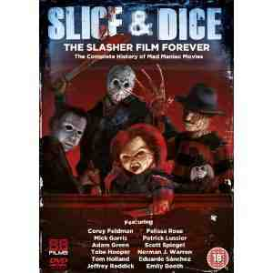 Slice Dice Slasher Film Forever