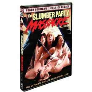 Slumber Party Massacre Collection Region