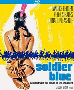 Soldier Blue Blu-ray