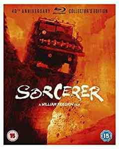 Sorcerer Blu-ray