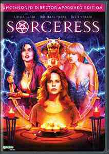 Sorceress Linda Blair