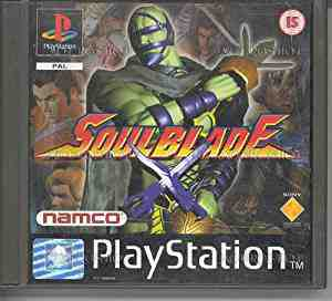 Soulblade - Playstation - PAL
