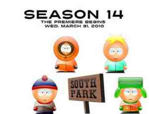 South Park Complete 14th Season