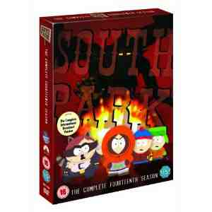 South Park Season 14 DVD