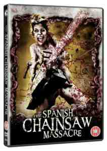 Spanish Chainsaw Massacre DVD