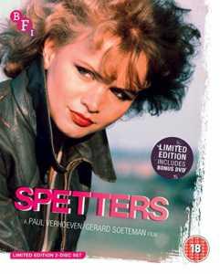 Spetters set) Blu-ray