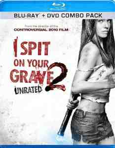Spit Your Grave Blu ray