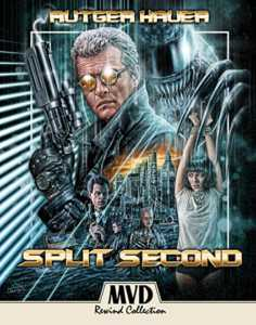 Split Second Blu-ray
