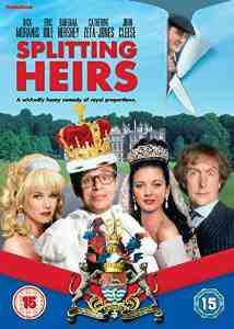 Splitting Heirs DVD Eric Idle
