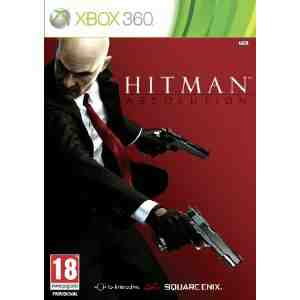 Square Enix Hitman Absolution Xbox