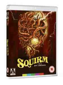 Squirm Blu ray Don Scardino