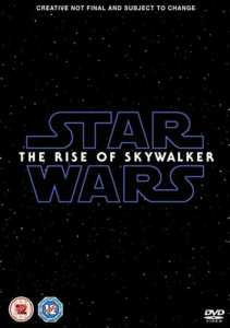 Star Wars: The Rise of Skywalker DVD