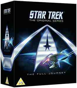 Star Trek Original Full Journey