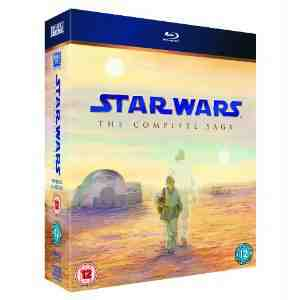 Star Wars Complete Episodes Blu ray