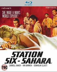 Station Six Sahara Blu-ray