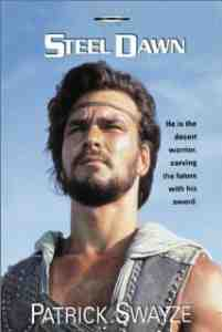 Steel Dawn DVD Patrick Swayze
