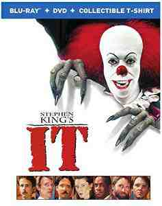 Stephen Kings Blu ray Tim Curry
