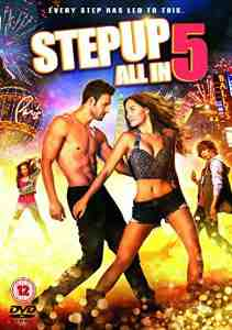 Step Up 5 All DVD