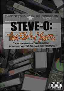 Steve-O: The Early Years DVD
