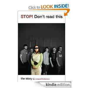 Stop dont read this ebook