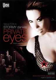 Stormy Daniels Private Eyes