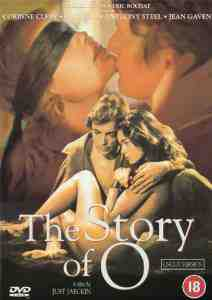 Story O DVD Corinne Clery