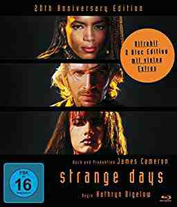 Strange Days - 20th Anniversary Edition. Blu-ray + DVDBlu-rayCombo