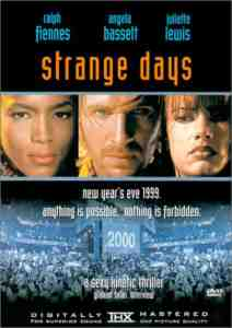 Strange Days DVD Region NTSC